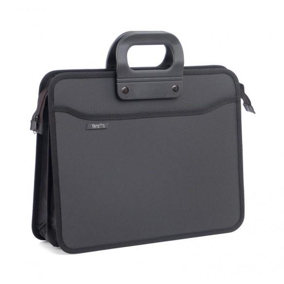Портфели, папки с отделениями, сумки для документов